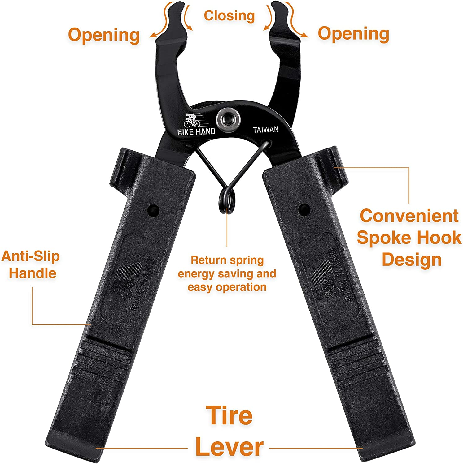 Bike Hand YC-335CO Bike Missing Link Remover Connector Tool