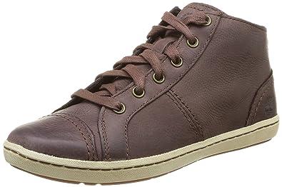 UK Shoes Store - Timberland Ek Northport Sneakers women Brown (Brown Flamenco)