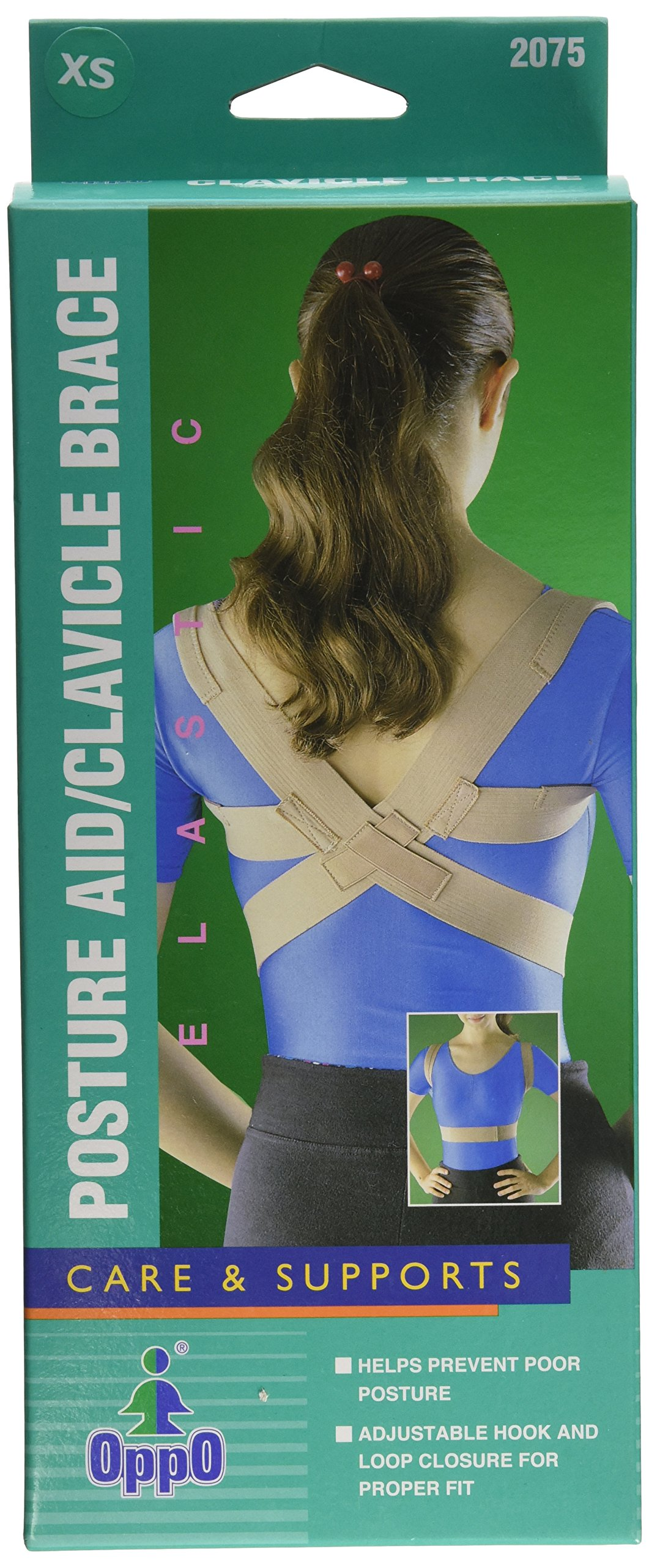 Amazon.com: The 2 in 1 Posture Brace | Posturific Brace.com ...