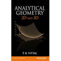 Analytical Geometry, 1/e: 2D and 3D