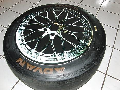 Racing sgabello in slick pneumatico di corsa org. aus der