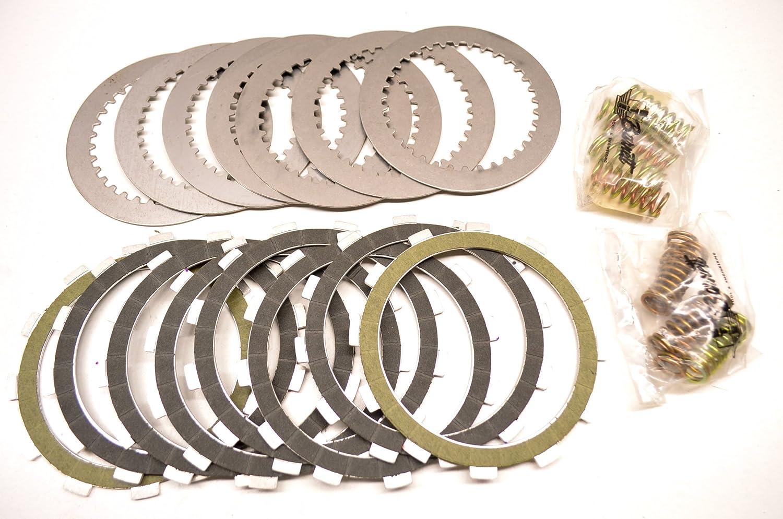 Carbon Fiber Barnett Performance Products Complete Dirt Digger Clutch Kit