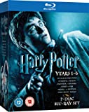 Harry Potter Collection - 1-6 [Blu-ray] [UK Import]