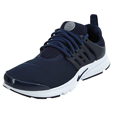 74f9917aeb82cb Image Unavailable. Image not available for. Color  Nike Air Presto Low  Grade School Running Shoe (Navy Blue) ...