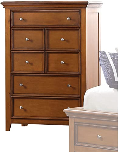 Acme Furniture 30561 Lacey Chest, Cherry Oak