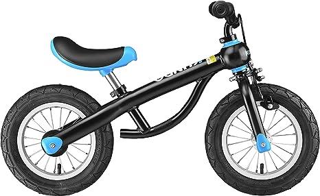 KUNDO Smarttrail Bicicleta de equilibrio para niños, fácil de ...