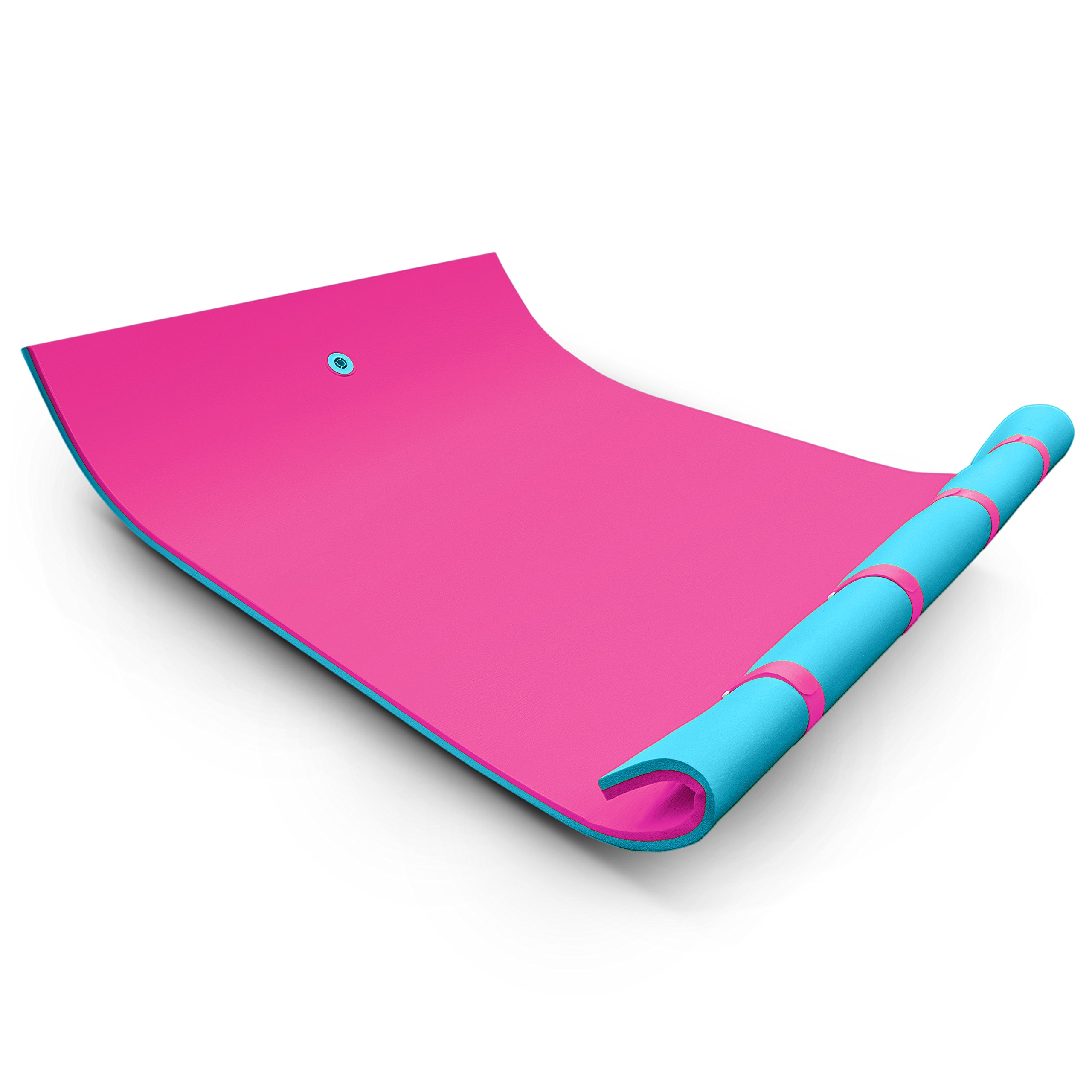 Popsport Floating Water Mat Series Floating Foam Pad Water Recreation and Relaxing in Pool/Beach