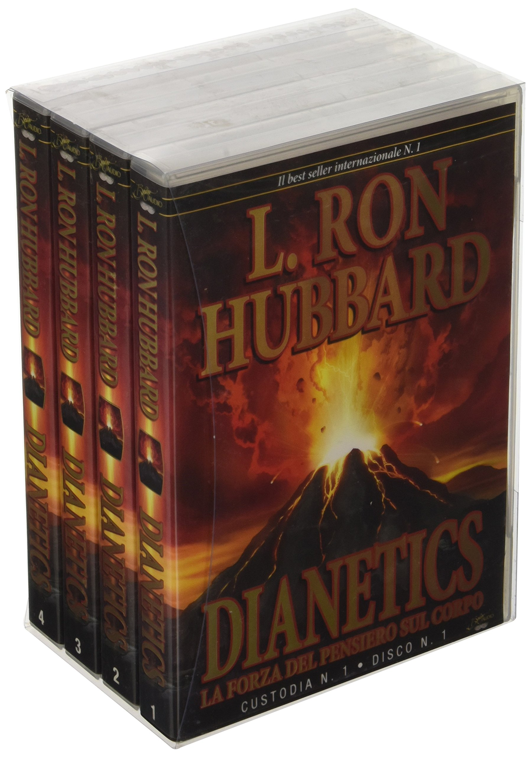 Download Dianetics: The Modern Science Of Mental Health (Italian Edition) pdf