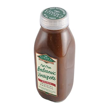Amazon.com : Cindy\'s Kitchen, Balsamic Vinaigrette, 16 oz : Grocery ...