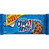 Chips Ahoy! Original Family Size Cookies, Chocolate Chip, 18.22 Ounce (Pack of 6)