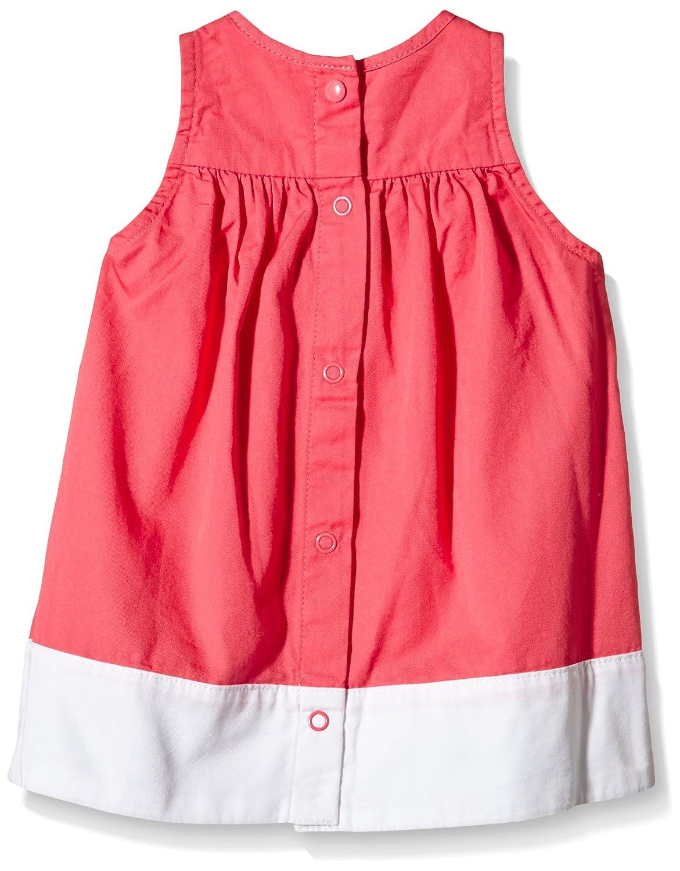 Petit Bateau Baby-M/ädchen Kleid Boat
