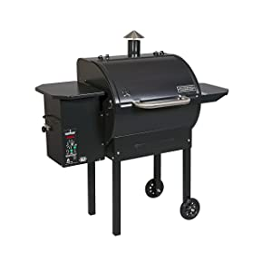 Camp Chef PG24DLX Deluxe pellet smoker