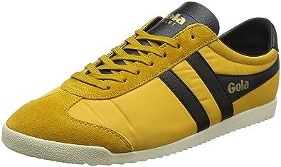 Gola Herren Bullet Nylon Sun/Black Sneaker