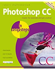 Photoshop CC in easy steps, 2nd edition - updated for Photoshop CC 2018