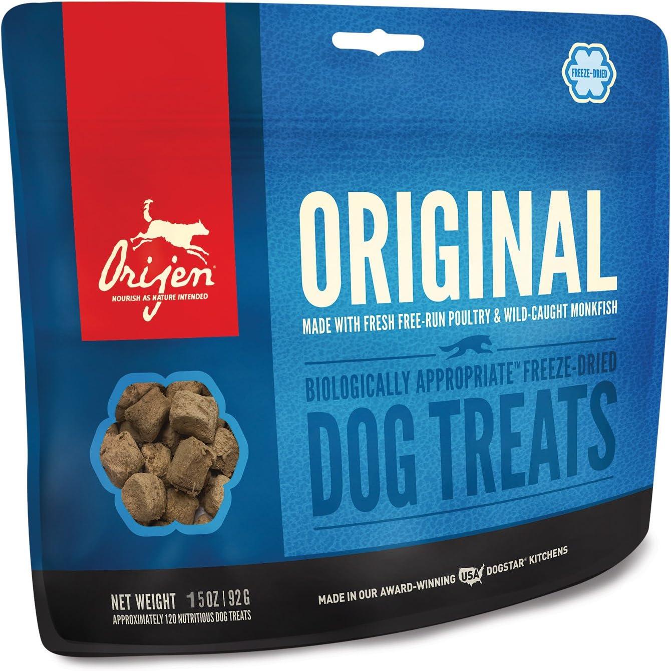 Orijen Original Freeze-Dried Treats 1.5 Oz