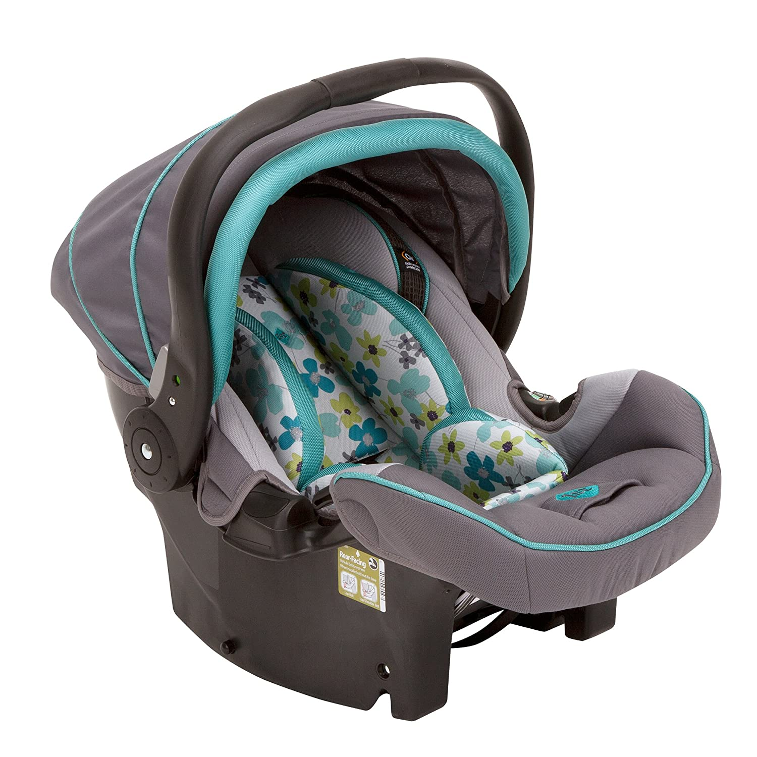 Amazon.com : Safety 1st OnBoard Plus Infant Car Seat, Plumberry : Baby