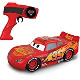 Cars Turbo Charge Lightning McQueen Vehicle