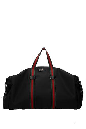 0931f83540d4 Sacs de voyage Gucci DUFFLE Homme - Tissu (450983K1NET)  Amazon.fr ...