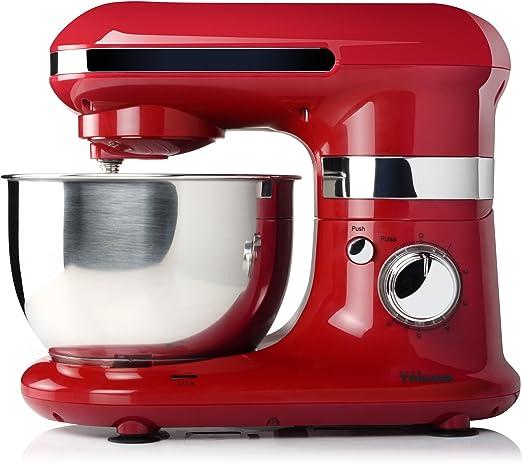 Tristar MX-4170 - Robot de cocina con bol de acero inox, 4.0 L: Amazon.es: Hogar