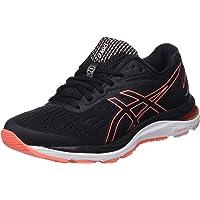 ASICS Womens Gel-Cumulus 20 Running Shoes, Pink (Mojave/Fuchsia Purple),8.5 US,40 EU