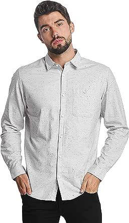 Jack & Jones Jcosustain L/S Shirt Camisa para Hombre