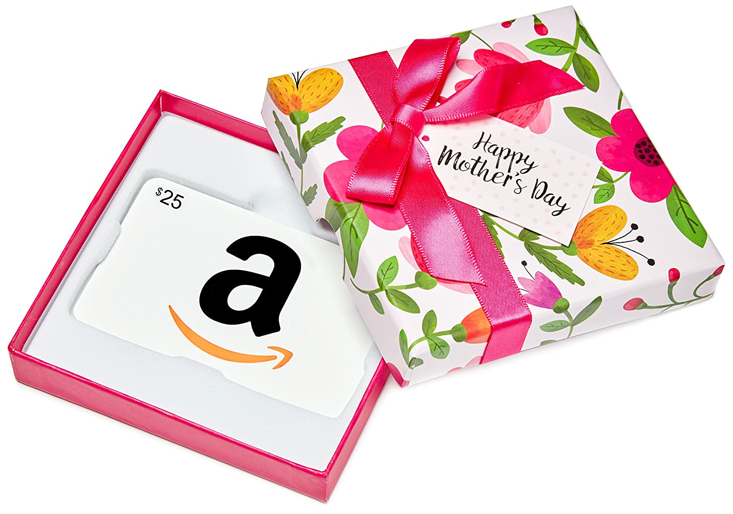 Amazon.ca Gift Card in a Floral Box (Classic White Card Design) Amazon.com.ca Inc.