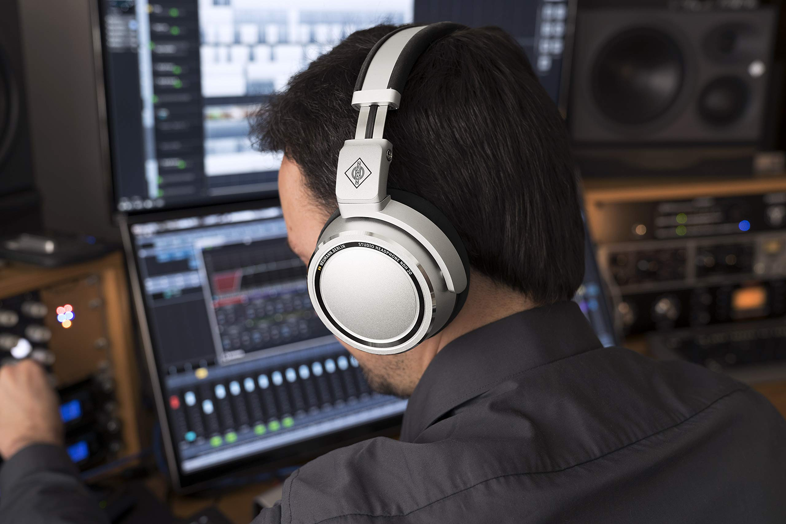 Neumann Studio Headphones (NDH 20 Closed-Back Monitoring He by Neumann (Image #4)