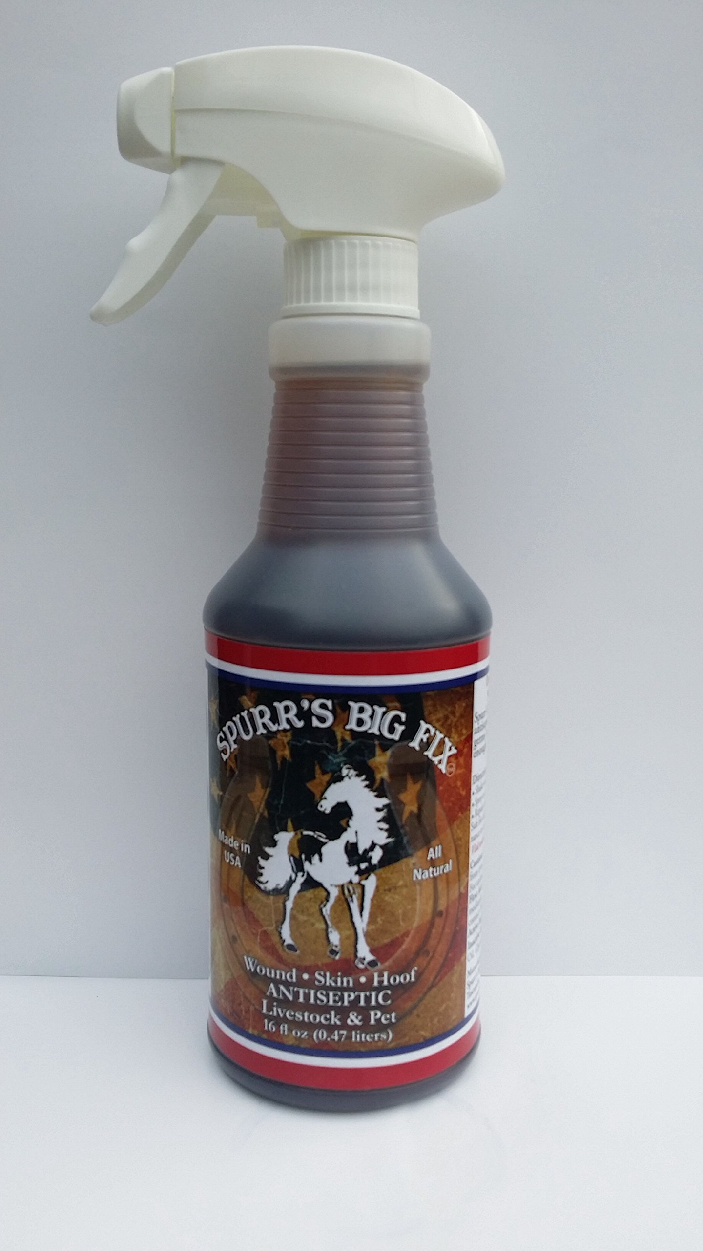 Spurr's Big Fix 16 Oz Spray