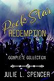 Rock Star Redemption Series Complete Collection: Buxton Peak Billionaire Christian Romance
