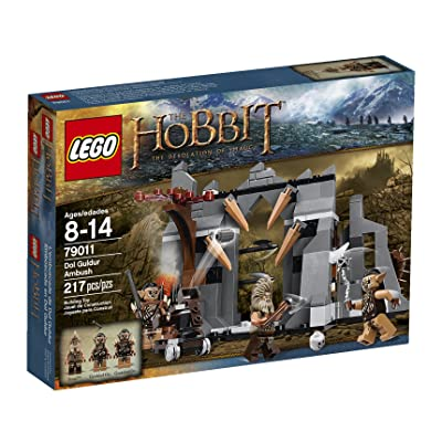 LEGO The Hobbit Dol Guldur Ambush 79011: Toys & Games [5Bkhe0503198]