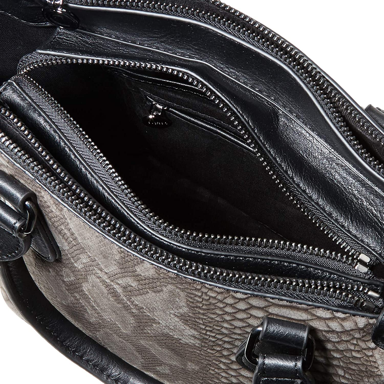Desigual Accessories PU Across Body Bag Marrone Donna U