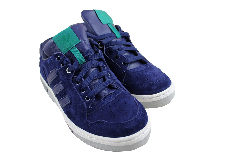 best authentic dabd1 022ff Adidas Originals Edberg 86 Mens Trainers - Night SkySub GreenWhite (UK  11  EU 46  US 11.5) Amazon.co.uk Sports  Outdoors