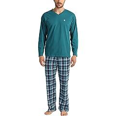 data di rilascio: b01f5 d574c Pigiami e abbigliamento da notte uomo : Amazon.it