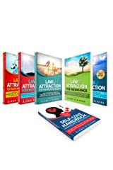 Law of Attraction & Manifestation: 6 in 1 Bundle: Law of Attraction for Amazing Relationships, Money, Abundance, Self-Love, Motivation + Manifestation Exercises Kindle Edition