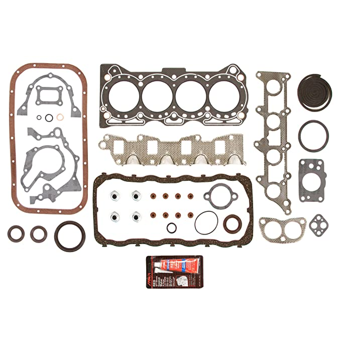 Amazon.com: Evergreen OK8005/0/0/0 89-95 Geo Tracker Suzuki Sidekick 1.6 SOHC 8V G16K Engine Rebuild Kit: Automotive