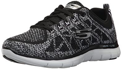 Skechers Flex Appeal 2.0-New Image Noir