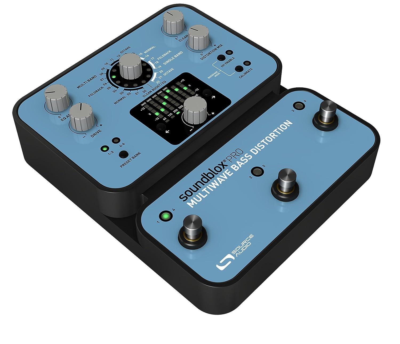 Source Audio SA141* Pro Multiwave Bass Distortion Soundblox