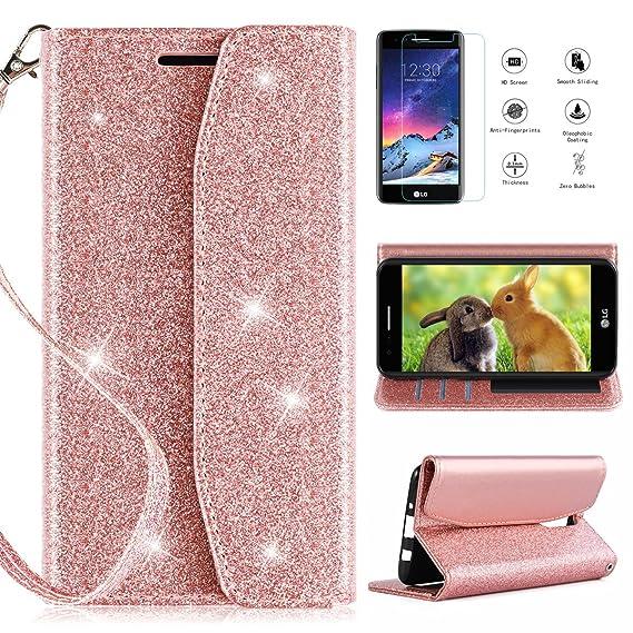 LG Rebel 4 Case,LG Phoenix 4 Case w/Screen Protector,LG Aristo 3/LG Aristo  2/LG Tribute Empire/LG Aristo/LG Tribute Dynasty/Rebel 3