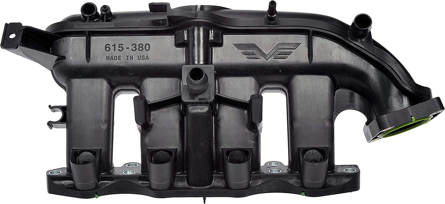 Dorman 615-380 Engine Intake Manifold for Select Buick / Chevrolet Models, Black (OE FIX)