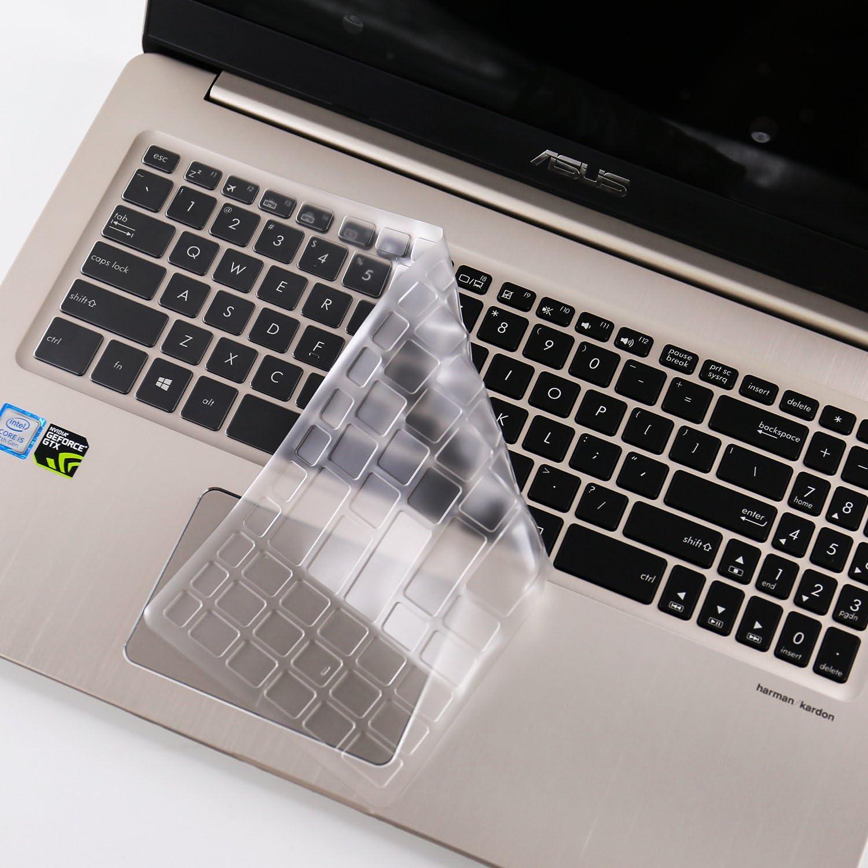 Gazechimp Ultra Slim Keyboard US Layout Backlight for Computer//Desktop//PC//Laptop MacBook Pro A1708