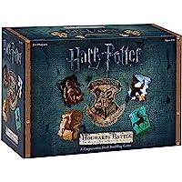 USAopoly DB010-400 Harry Potter Hogwarts Battle Deck Building spel, DB010-508, olika färger