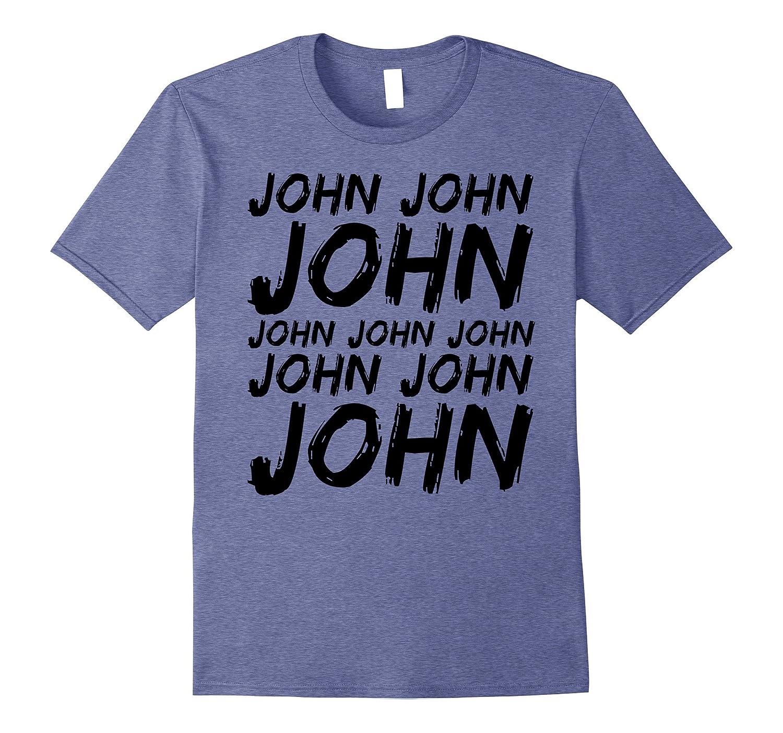 Cool John Name T-shirt Men Women Kids Boys Girls Gift-Vaci