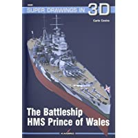 Battleship HMS Prince of Wales