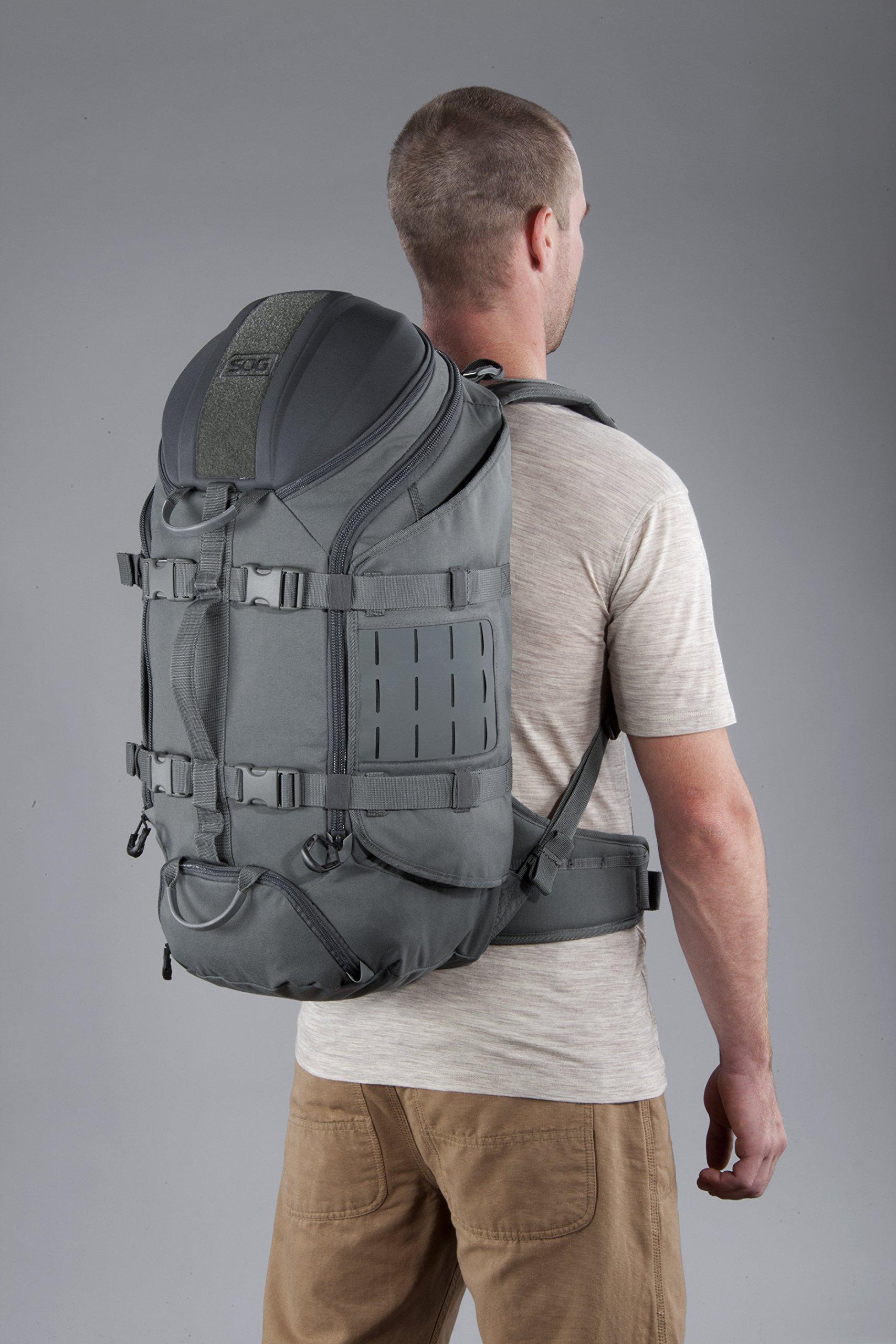 SOG Prophet Backpack CP1005G Grey, 33 L by SOG (Image #9)