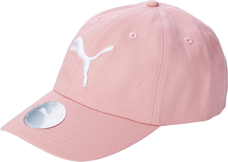 Avanzado que te diviertas construir  Amazon.com: Puma ESS - Gorra para hombre, talla única, color rosa: Clothing
