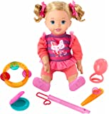 Amazon Com Little Mommy Talk With Me Repeating Doll Toys