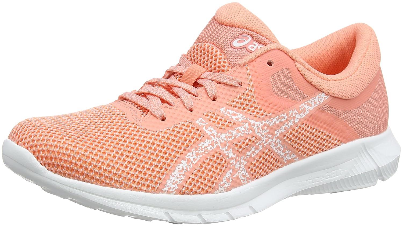 Asics Nitrofuze 2, Zapatillas de Entrenamiento para Mujer 38 EU|Rosa (Begonia Pink/White/White 0601)