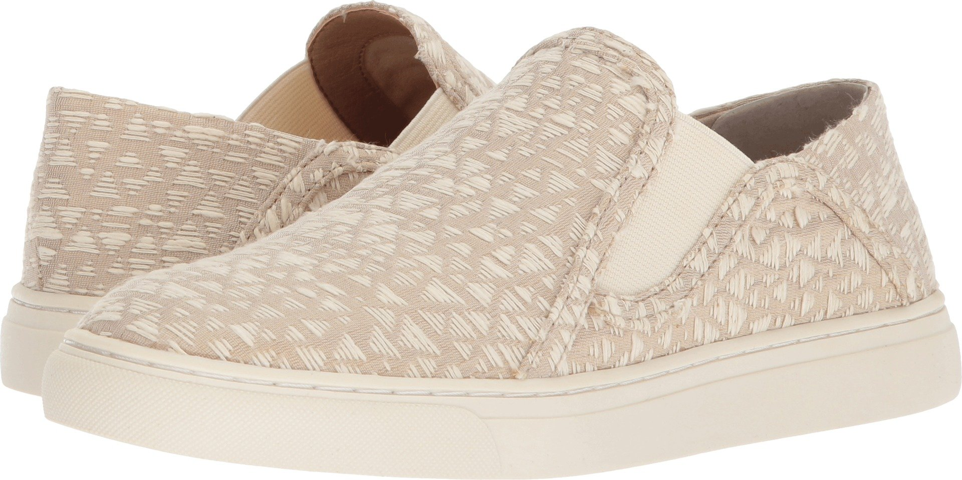 Lucky Brand Women's Lailom Sneaker, Travertine, 6 M US