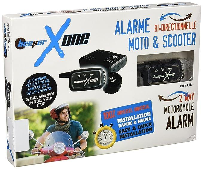 Beeper X3R Alarma Scooter, Arranque a Distancia: Amazon.es ...