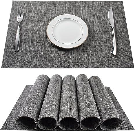 Stain-resistant Round Mat Non-slip Mat Modern Fashion Practical Kitchen Tool LI